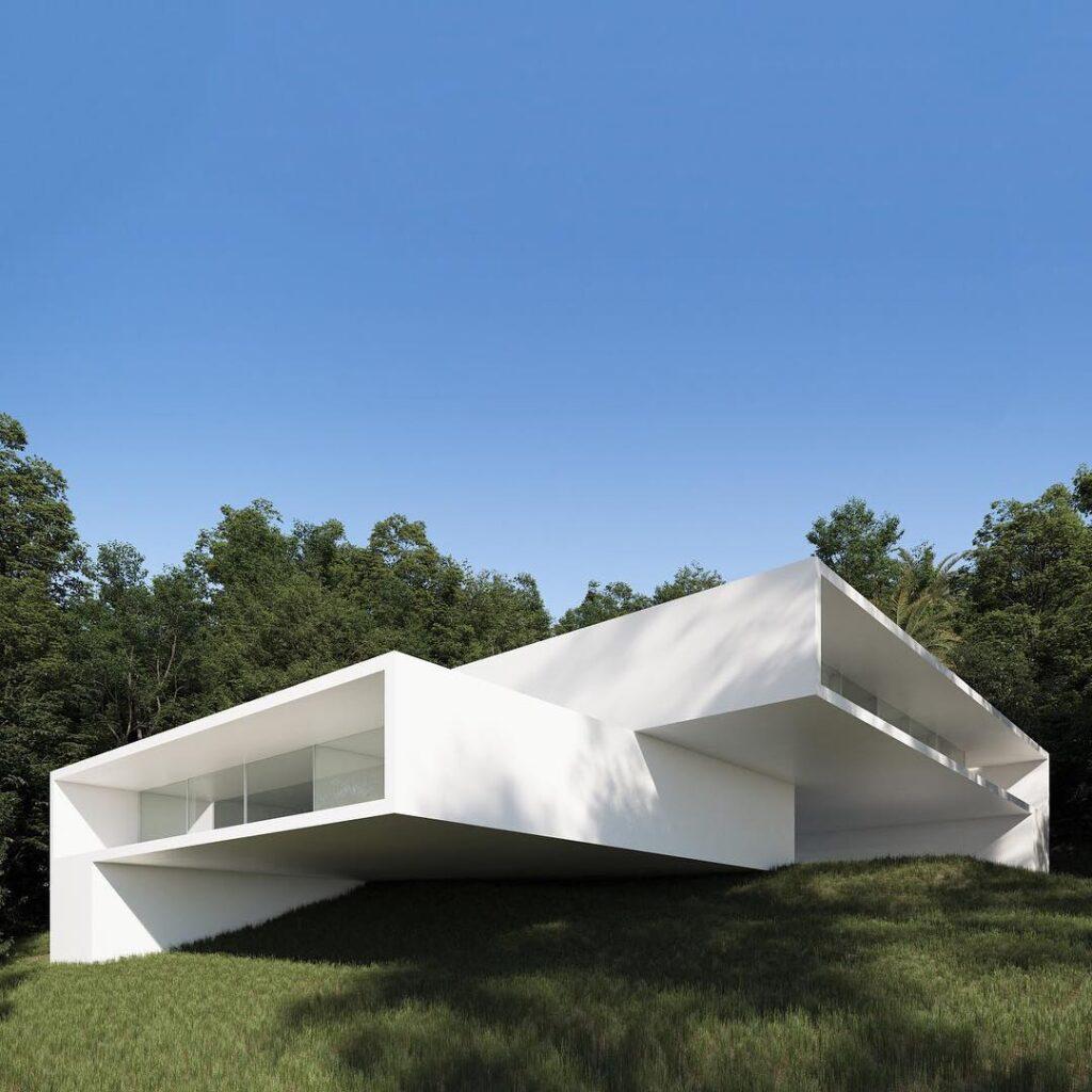 casas minimalistas fotos