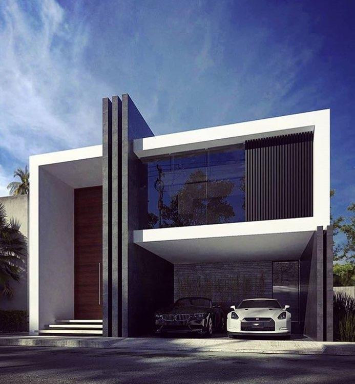 casas minimalistas pequeñas
