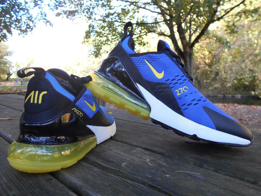 Modelo Nike Air Max