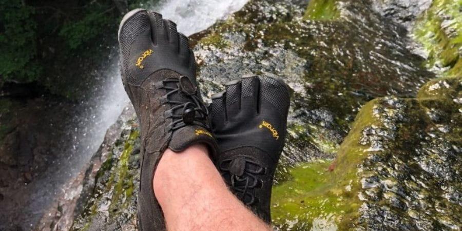 zapatillas minimalistas fivefingers fivefingers de montaña