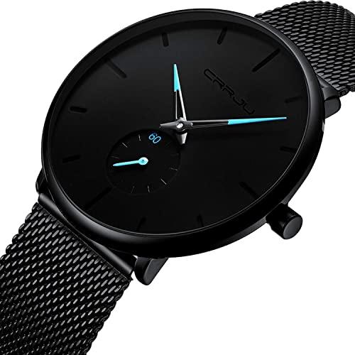 9 + 1 relojes minimalistas que enamoran
